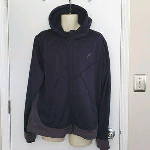 Head Hooded Jacket Size L